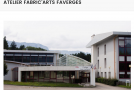 ATELIER FABRIC'ARTS FAVERGES